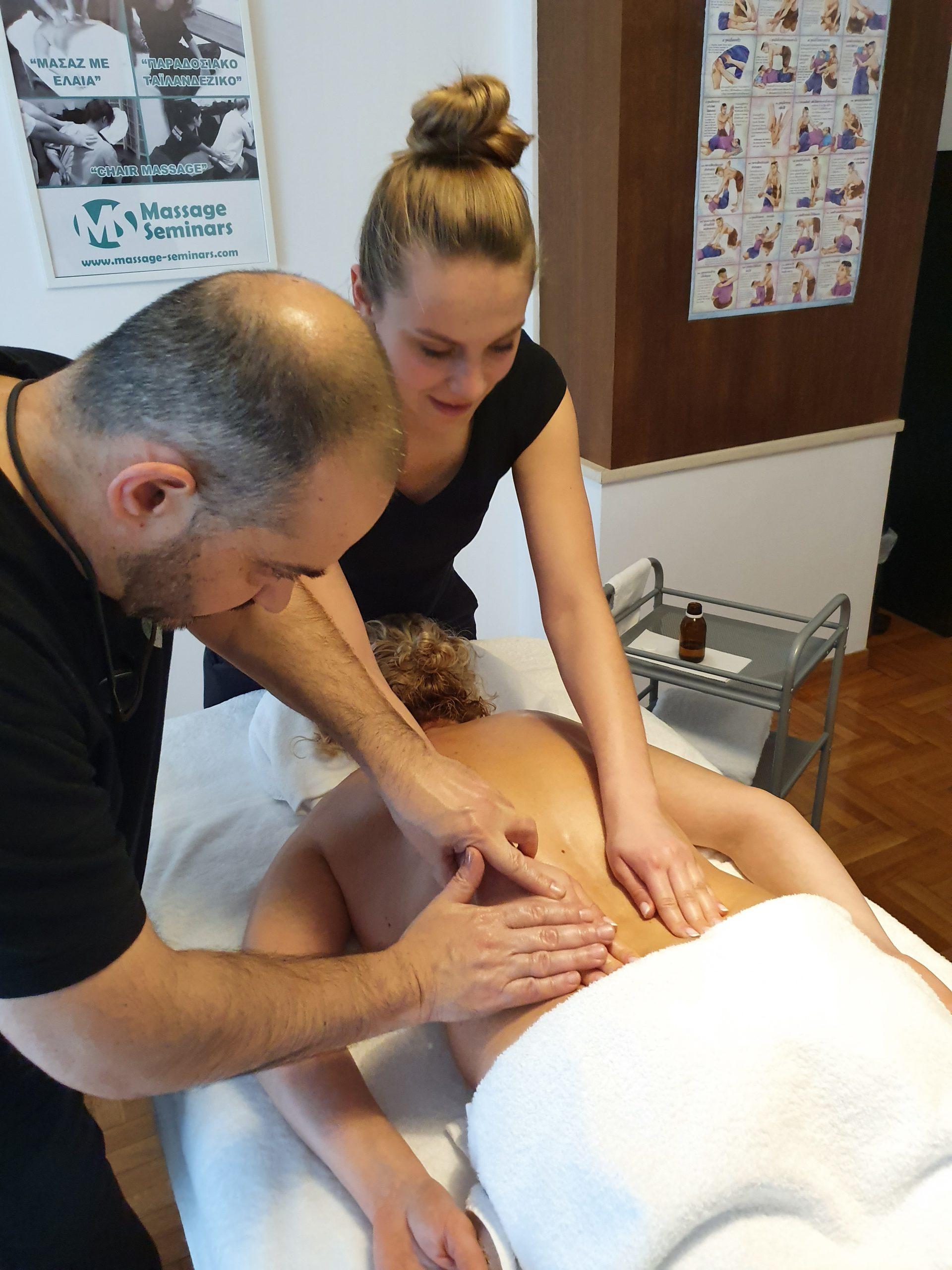 Advanced Spa Massage